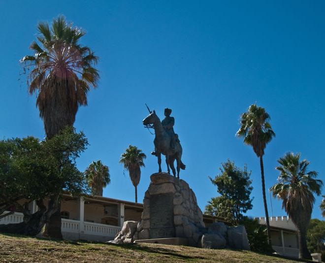 Немецкий форт. Национальный музей Намибии