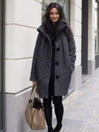 Zimowy płaszcz wełniany6