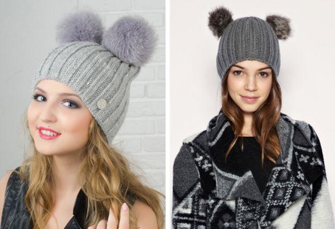 czapki zimowe 11