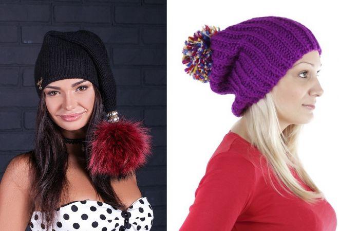 czapki zimowe 12