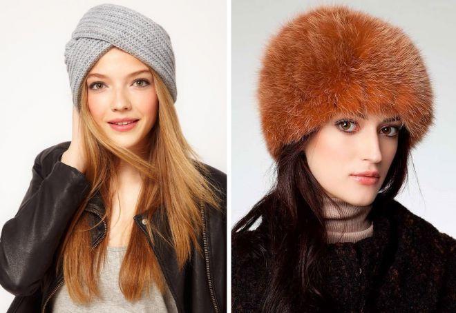 czapki zimowe 2