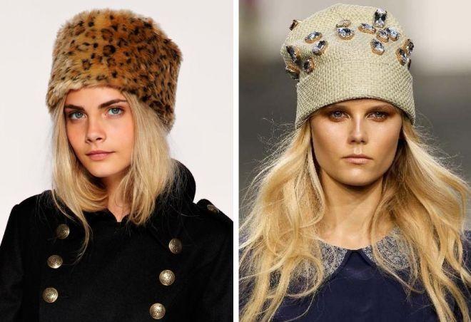czapki zimowe 3