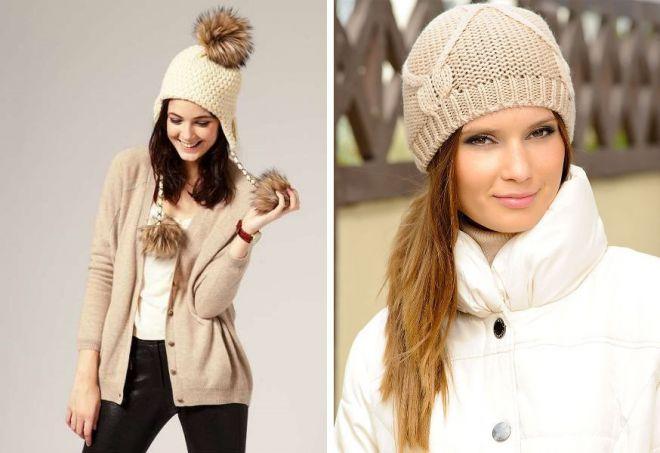 czapki zimowe 4