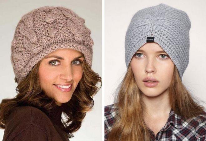 czapki zimowe 6