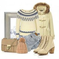 Zimowe ubrania 2