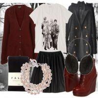 Zimowe ubrania 6