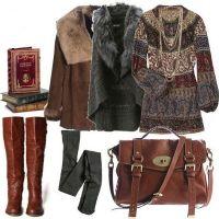 Zimowe ubrania 7
