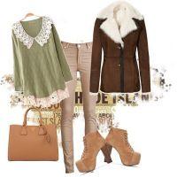 Zimowe ubrania 9