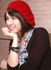 zimowe czapki z dzianiny dla kobiet1