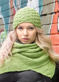 zimowe czapki z dzianiny dla kobiet4