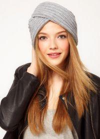 zimowe czapki z dzianiny dla kobiet7