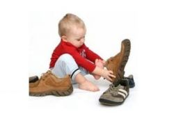 како одабрати зимске ципеле за дијете