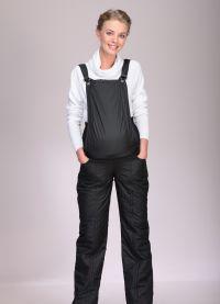 zimske odijele za trudnice8