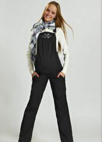 zimske odijele za trudnice9