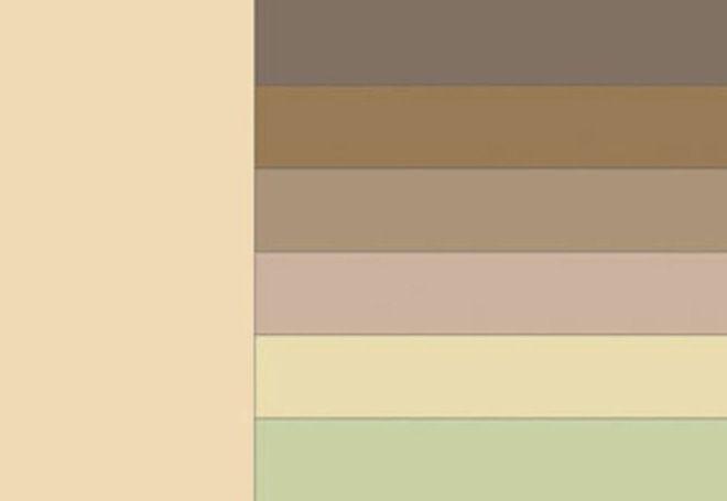 Kakšna je barva beige 1