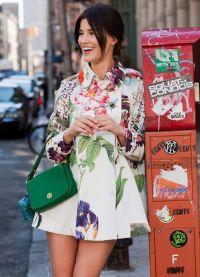 Шта носити са зеленом торбом 5