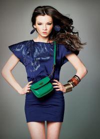 Шта носити са зеленом торбом 9