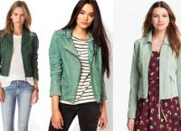 са чиме носити зелену јакну 1