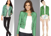 шта да носите са зеленом јакном 2