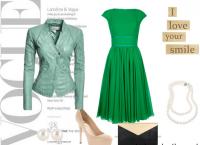 шта да носите са зеленом јакном 5