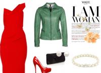 шта да носите са зеленом јакном 6