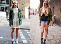 шта да носите са зеленом јакном 9