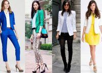 какво да носите с яке 1