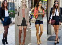 какво да носите с яке 4