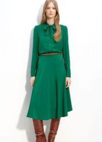 co nosit smaragdovými šaty 9