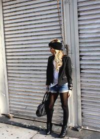 Шта носити с црним ногама 8