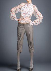 Kako nositi hlače u ljeto9