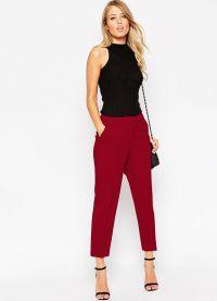 što nositi s crvenim hlačicama 2015 1