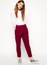 što nositi s crvenim hlačicama 2015 6
