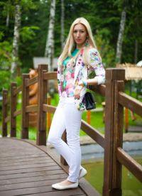Kaj nositi z belo baletno ploščo 9