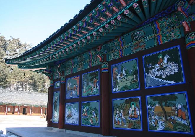 Стены храма Вольджонса