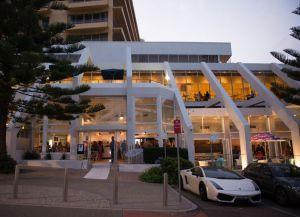 Отель Novotel Wollongong Northbeach