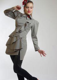 jesienny płaszcz damski 2013 1