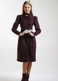 jesienny płaszcz damski 2013 3