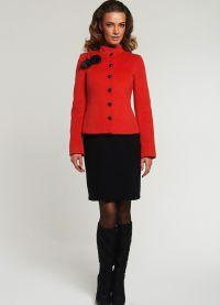 jesienny płaszcz damski 2013 4