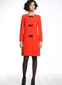 2013 jesienny płaszcz damski 5