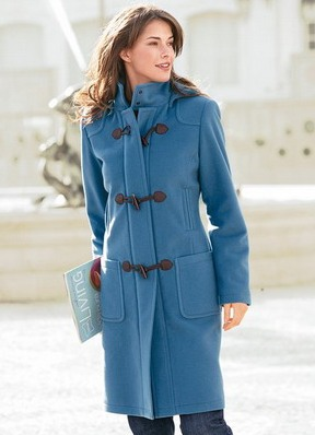 Płaszcz damski 2014 1