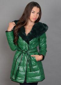 Płaszcz damski 2014 22