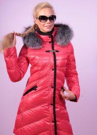 Damski płaszcz 2014 23
