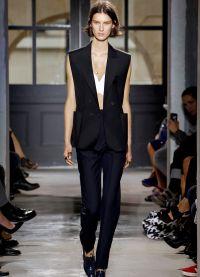garnitury damskie w męskim stylu 7