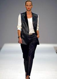 garnitury kobiet w modzie męskiej 8
