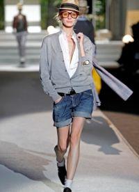 Džínové šortky dámské 2013 6