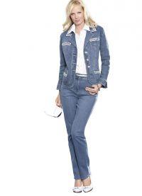 Damskie spodnie jeansowe 2013 1