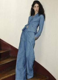 Damskie spodnie jeansowe 2013 5