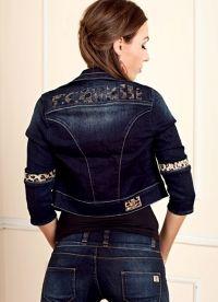 Damskie spodnie jeansowe 2013 6