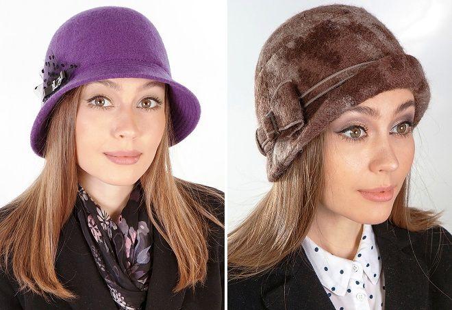 модные шляпки для женщин